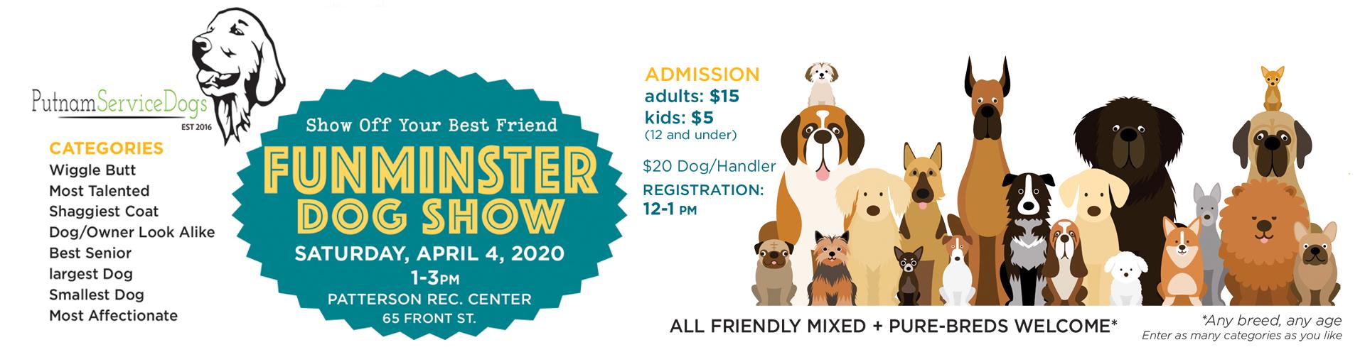 Funminster Dog Show-2020