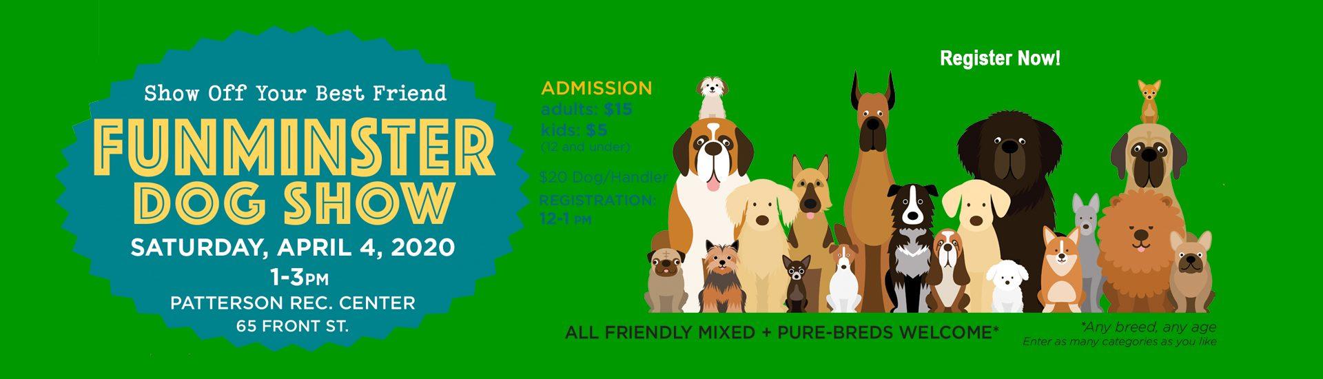 Funminster Dog Event